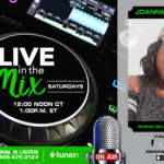 Live In The Mix with Joanne Prince Bee