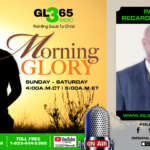 Morning Glory with Pastor Recardo Millwood